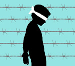 Children in Military Detention Logo